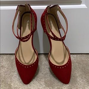 CL mini heeled flats